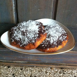 Cookies chocolate:coconut 2